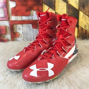 Under Armour Highlight Clutch Fit Mens Size 9.5